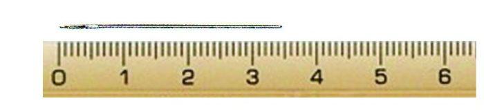 PONY 06855 Игли за бродерия остри N26