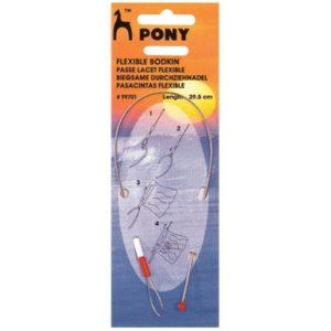 PONY 99701 Гъвкава игла за ластици