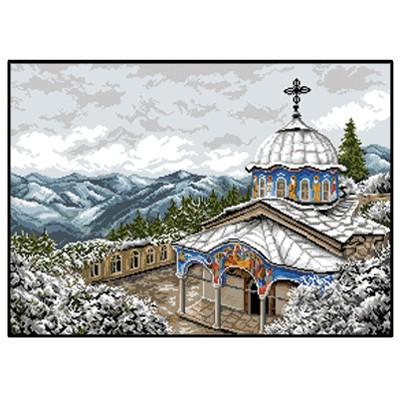 20110104 Соколски манастир