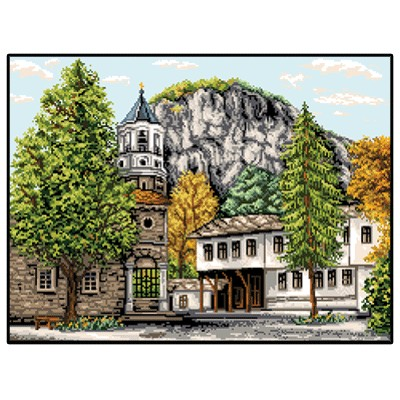 20111104 Дряновски манастир