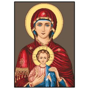 20070803 Св. Богородица с Младенеца