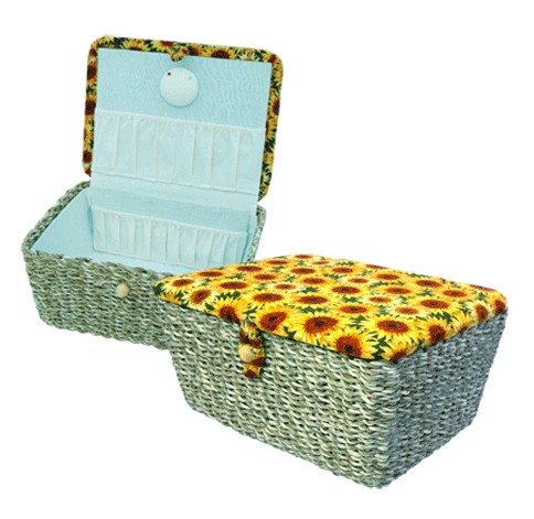 PRYM 612233 Кошница слънчогледи, плетена