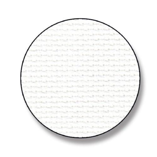 Aida 16 ct, бяло 36/45 см
