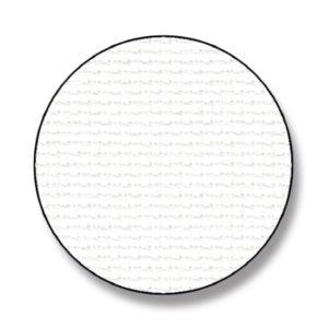 Fein Aida 18 ct, бяло 36/45 см