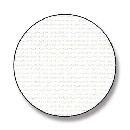 Fein Aida 18 ct, бяло 55/70 см