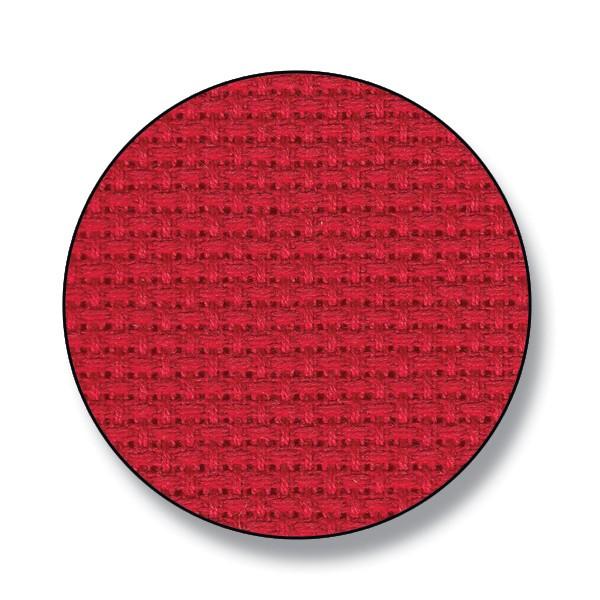 Stern Aida 14 ct червено