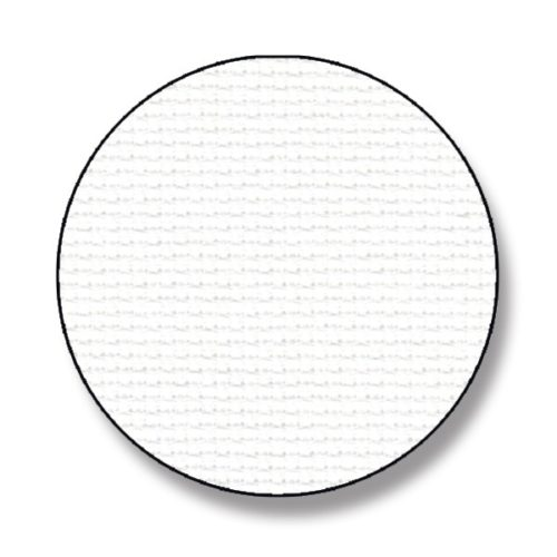 Sulta Hardanger 22 ct, бяло 36/45 см