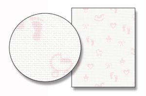 Baby Aida 14 ct, розово 3706-4249